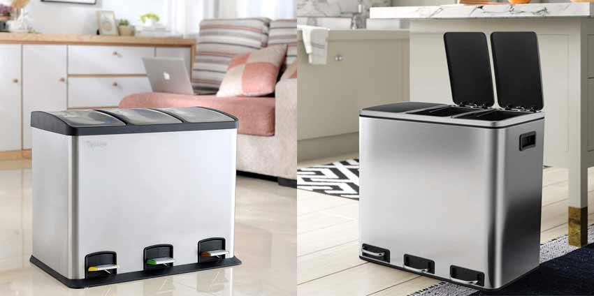 multi-compartment-trash-can-in-kitchen