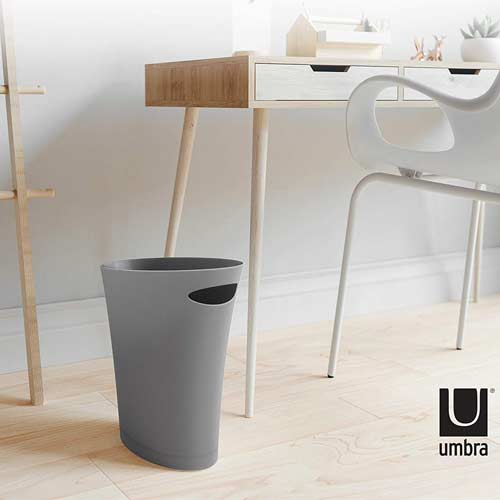 Umbra-Skinny-Sleek-Stylish-small-office-trash-can