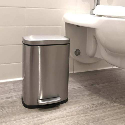 iTouchless-SoftStep-next-to-toilet