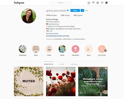 instagram-going-zero-waste
