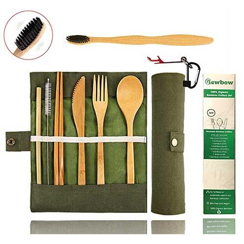 Bamboo-Utensils-Cutlery-Set-BEWBOW