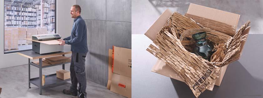 Karton-Perforator-Verpackungsmaterial