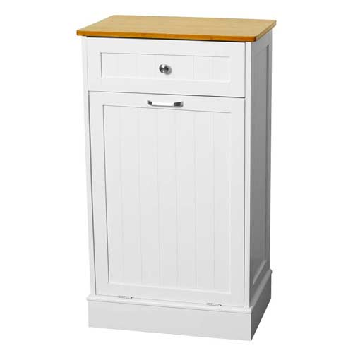 U-Eway-Wooden-Tilt-Out-Kitchen-Trash-Can