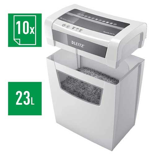 Leitz-IQ-Pro-10-Blätter-Querschnitt