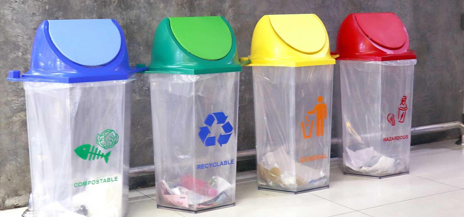 Abfallbehälter-und-Mülltonnen-für-Büros