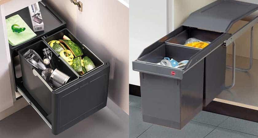 Abfallströme-mit-herausziehbarem-Mülleimer-trennen