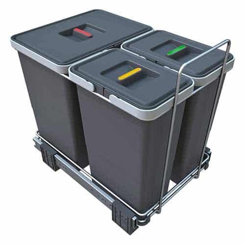 ELLETIPI Ecofil-Mülltrennung-34Liter