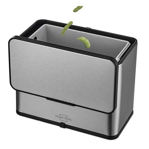 SILBERTHAL-Organic-Waste-Bin