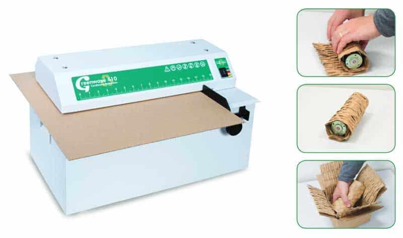 formax-greenwave-410-cardboard-shredder-packaging-material