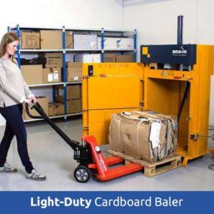 light-duty-vertical-cardboard-baler
