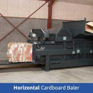 large-horizontal-cardboard-baler