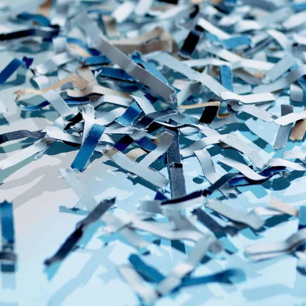 Aktenvernichter Partikelschnitt - featured image