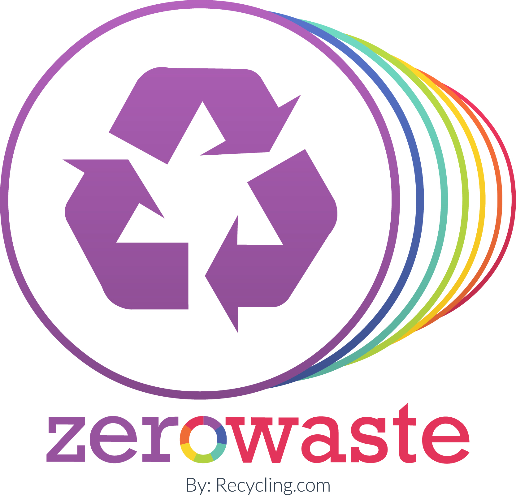 Download Zero Waste Symbol Or Logo By Recycling